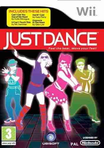 Descargar Just Dance [MULTI5][WII-Scrubber] por Torrent